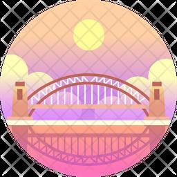 Harbour bridge Icon