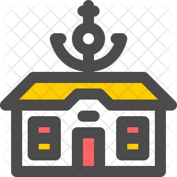 Harbour office Icon