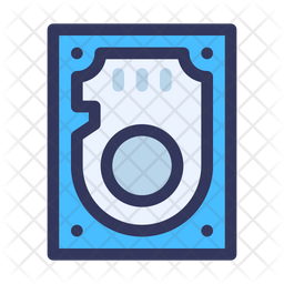 Hard-disk Icon