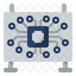 Hardware Flat Icon