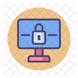 Hardware Security Icon