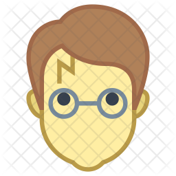 Harry Potter Icon Of Colored Outline Style Available In Svg Png Eps Ai Icon Fonts