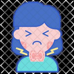 Hashimotos Disease Icon