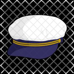 Sailor's cap Icon