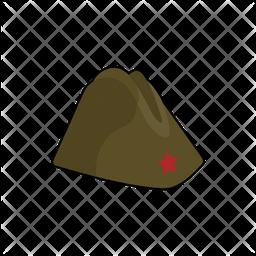 Forage cap Icon