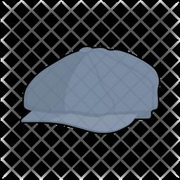 Flat cap Icon