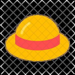 Hat Flat Icon