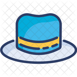 Hat Icon Of Colored Outline Style Available In Svg Png Eps Ai Icon Fonts