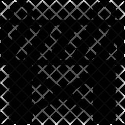 Hazard banner Icon