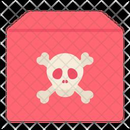 Hazardous product Icon