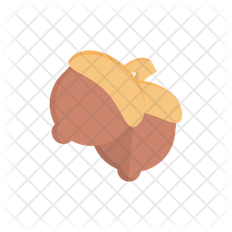 Hazelnut Icon