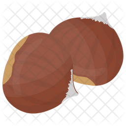 Hazelnuts Icon