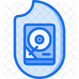 Hdd Icon Of Colored Outline Style Available In Svg Png Eps Ai Icon Fonts