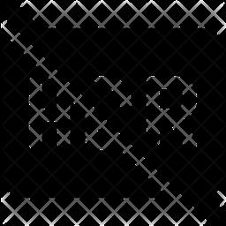 Hdr Cross Icon