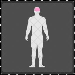 Head pain Icon