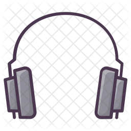 Headphone, Headset, Listen, Music, Audio, Hear Icon png