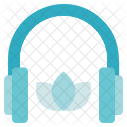 Headphone Relaxation Icon