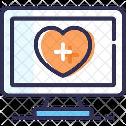 Health Website Icon
