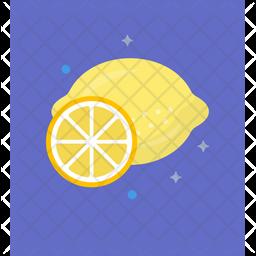 Healthy Lemon Icon