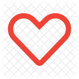 Heart Icon Of Line Style Available In Svg Png Eps Ai Icon Fonts