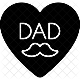 Heart Glyph Icon
