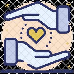Heart Care Icon