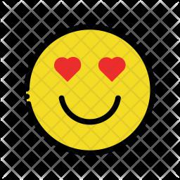 Heart emoji Emoji Icon
