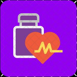 Heart Medications Icon