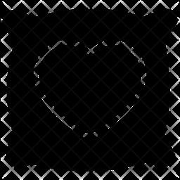 Heart Pillow Icon