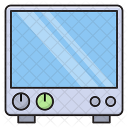 Heart Rate Monitoring Icon
