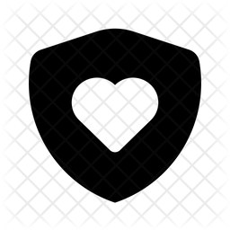 Heart Security Icon