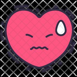 Heart Sick Icon