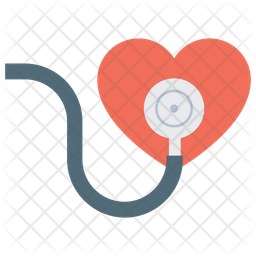 Heartbeat Monitoring Icon