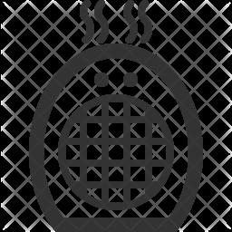 Heater Line Icon