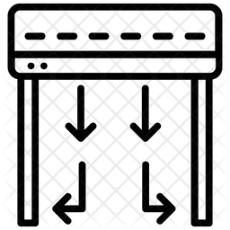 Heating Floor Icon