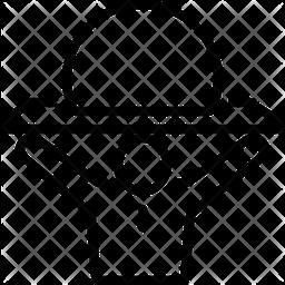 Heavily Line Icon
