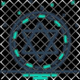 Hebrew Icon
