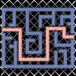 Hedge Maze Icon