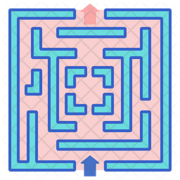 Hedge Maze Icon
