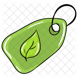 Herbal Tag Icon