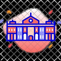 Hermitage Icon
