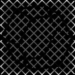 Hexagonal Prism Icon