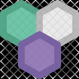 Hexagone Icon