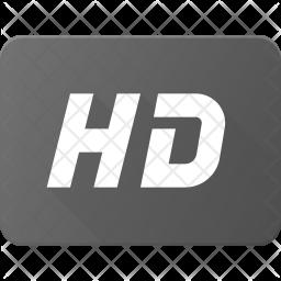 High defination Flat Icon