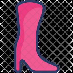 High Shoe Icon