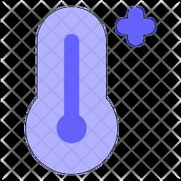 High-temperature Icon
