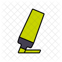 Highlighter Pen Icon