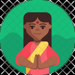 Hindu Icon