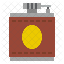 Hip Flask Icon