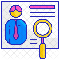 Hiring manager Icon